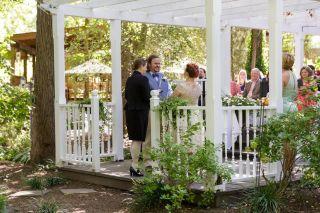 Doughty; Ceremony 1; Glen Garden Weddings; Lynn Prescott Photography