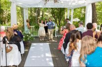 Doughty; Pronouncement 2; Glen Garden Weddings; Lynn Prescott Photography
