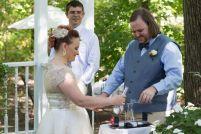 Doughty; Unity Salt 11; Glen Garden Weddings; Lynn Prescott Photography