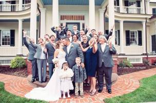 Yuen; Bridal Party 1; Belle Grove Plantation; YouSee Photography