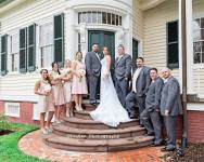 Yuen; Bridal Party 3; Belle Grove Plantation; YouSee Photography
