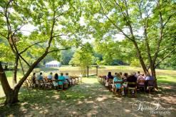 B_Smith, T&R; Ceremony 1; Private Residence, Bealeton, VA; Kathleen Solarczyk Photography