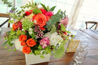 B_Smith, T&R; Florals 1; Private Residence, Bealeton; Kathleen Solarczyk Photography