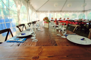 B_Smith, T&R; Reception Decor 1; Private Residence; Kathleen Solarczyk Photographer