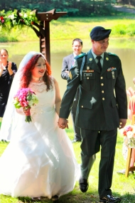 B_Smith, T&R; Recessional 1; Private Residence, Bealeton; Kathleen Solarczyk Photography