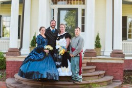 Darnell; Bridal Party 1; Belle Grove Plantation; Amanda Day Photography