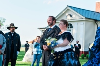 Darnell; Ceremony 1; Belle Grove Plantation; Amanda Day Photography