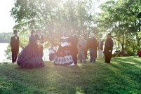 Darnell; Ceremony 10; Belle Grove Plantation; Amanda Day Photography