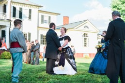 Darnell; Ceremony 11; Belle Grove Plantation; Amanda Day Photography