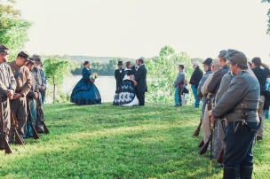 Darnell; Ceremony 15; Belle Grove Plantation; Amanda Day Photography