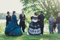 Darnell; Ceremony 2; Belle Grove Plantation; Amanda Day Photography