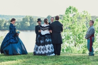 Darnell; Ceremony 5; Belle Grove Plantation; Amanda Day Photography
