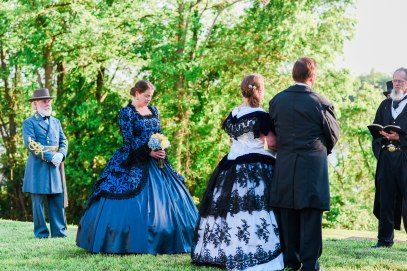 Darnell; Ceremony 6; Belle Grove Plantation; Amanda Day Photography