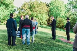 Darnell; Ceremony 8; Belle Grove Plantation; Amanda Day Photography