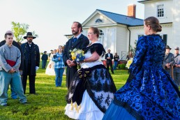 Darnell; Ceremony 9; Belle Grove Plantation; Amanda Day Photography