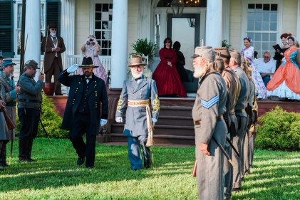 Darnell; Processional 5; Belle Grove Plantation; Amanda Day Photography