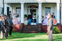 Darnell; Processional 7; Belle Grove Plantation; Amanda Day Photography