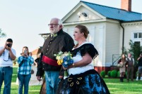 Darnell; Processional 9; Belle Grove Plantation; Amanda Day Photography