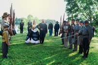 Darnell; Recessional 1; Belle Grove Plantation; Amanda Day Photography