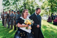 Darnell; Recessional 2; Belle Grove Plantation; Amanda Day Photography