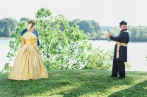 Darnell; Reenactors 4; Belle Grove Plantation; Amanda Day Photography